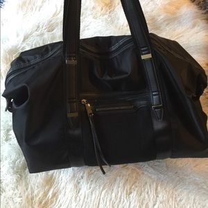 NWOT French Connection Weekender Bag